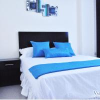 Valdivia Suites, hotel em Crucita