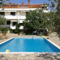 Apartments with a swimming pool Novalja, Pag - 213