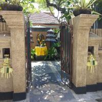 Tirta Yoga Inn, hotel in Padangbai