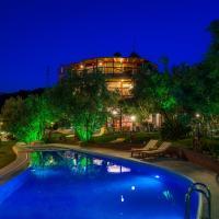 Aeneas Hotel, отель в городе Алтынолук