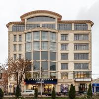 Central City Hotel Makhachkala, отель в Махачкале