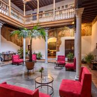 Palacio de Santa Inés, hotel in Granada