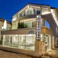Hotel Villa Hermosa, hôtel à Riccione