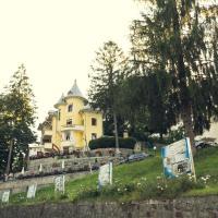 Vila Rica, отель в Слэник-Молдове