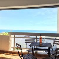 Exceptionnel ! Appartement vue imprenable sur mer., hotel in Carnon-Plage