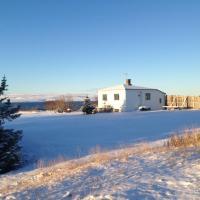 Bessastaðir Guesthouse, hótel á Hvammstanga