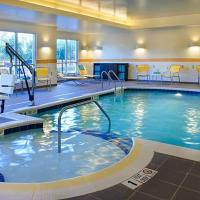 Fairfield Inn & Suites by Marriott Watertown Thousand Islands, hotel in Watertown