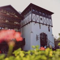 Podu' cu Lanturi, hotel din Bacău
