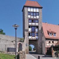 Jakobsturm Ferien im Turm, Hotel in Röttingen