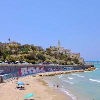Charming House - Jaffa - Sea View - Jacuzzi #Y1