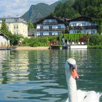 Hotel Seerose Garni Wolfgangsee, hôtel à Sankt Wolfgang im Salzkammergut