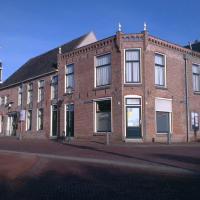 Logement 'De witte klok', hotel in Oude Bildtzijl