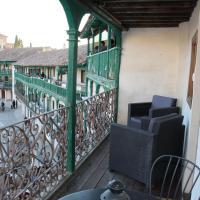Los Balcones de Galaz, hotel in Chinchón