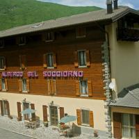 Albergo Bel Soggiorno, hotel in Fiumalbo