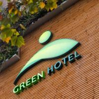 Green Hotel, hotel in Genk