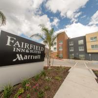 Fairfield Inn & Suites by Marriott Brownsville North, hotel in Brownsville