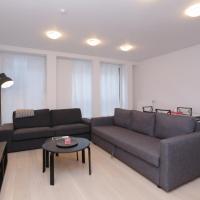 European institutions apartments