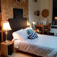 Le Refuge à Simone: Chambre la Normand, hotel em Saint-Marc-du-Lac-Long