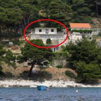 Apartments by the sea Cove Saplunara, Mljet - 4906, hotel in Saplunara