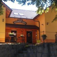 Penzion Pulčínské Skály, hotel in Pulčín