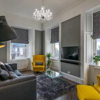 Bright and Airy Apartment, hotel in West End, Glasgow