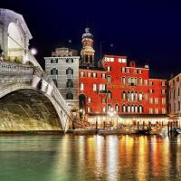 Hotel Rialto, hotel in Venice