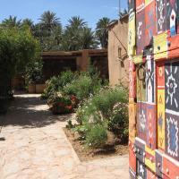 Maison Nomades, hotel in Tighmert