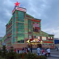 Гостиница Абсолют, отель в городе Арсеньев