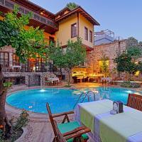 La Paloma Hotel, hotel Antalyában