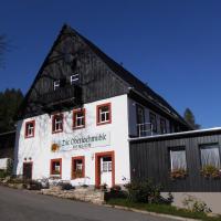 Die Oberlochmühle PENSION, hotel v destinaci Deutschneudorf