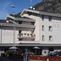 Hotel Riposo, hotell i San Pellegrino Terme