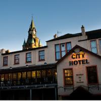 The City Hotel, hotel in Dunfermline