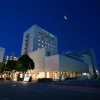 Hotel Mielparque Okayama, hotel en Okayama