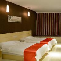 Thank Inn Chain Hotel Shanxi Pingyao Times Square