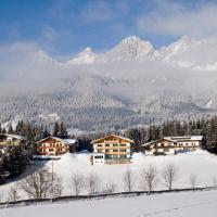 Hotel Ramsaueralm, hotel in Ramsau am Dachstein