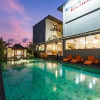 RedDoorz Plus near Mall Bali Galeria 2, hotel in Denpasar