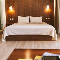 Du Lac, hotel v mestu Agios Nikolaos