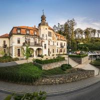 Wellness & spa hotel Augustiniánský dům, hotel v destinaci Luhačovice