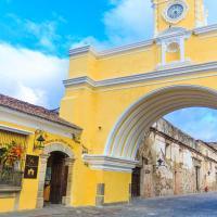 Hotel Convento Santa Catalina by AHS, hotel in Antigua Guatemala