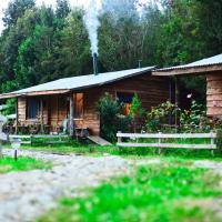 Entre Esteros Hornopiren, hotel in Hornopiren
