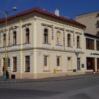 Victoria - Penzion & Restaurant, hotel vo Zvolene