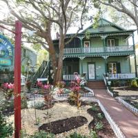 Historic Sevilla House (Adults only), hotel in Historic District, St. Augustine