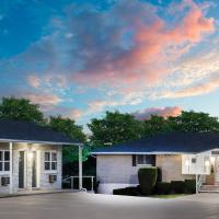 Knights Inn Pine Grove, hotel a Pine Grove