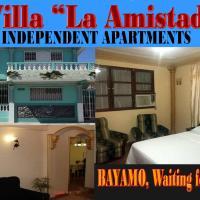 """Villa """" La Amistad"""", hotel in Bayamo"""