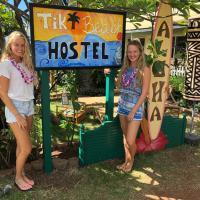Tiki Beach Hostel, hotel en Lahaina