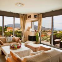 Villa Sunset Lagonisi, отель в Лагонисси