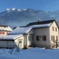 Ferienhaus Schils, hotel in Flums