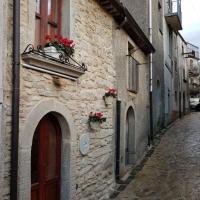 La Casetta nel Borgo, hotell i Montalbano Elicona