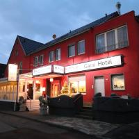 Garni Hotel Vier Jahreszeiten, отель в городе Рёсрат