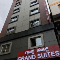 Hotel Grand Suites, hotel en Bangalore